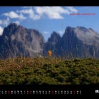 Kalender Dolomiten 2015 Maerz